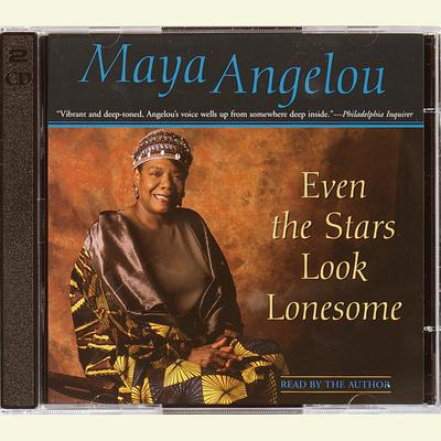 Even the Stars Look Lonesome Audiobook, by Maya Angelou