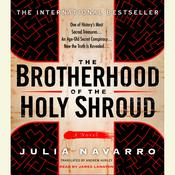 The Brotherhood of the Holy Shroud, by Julia Navarro