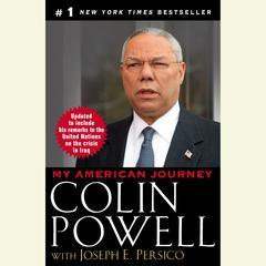 My American Journey Audiobook, by Colin L. Powell, Joseph E. Persico