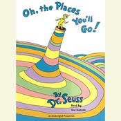 Oh, the Places Youll Go! and The Lorax Audiobook, by Seuss