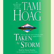 Taken By Storm Audiobook, by Tami Hoag