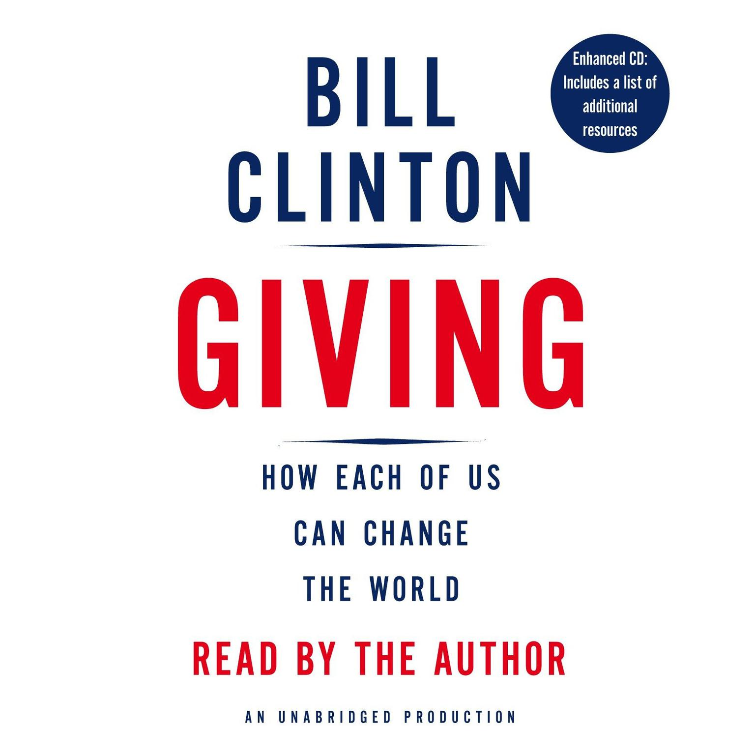 Printable Giving: How Each of Us Can Change the World Audiobook Cover Art