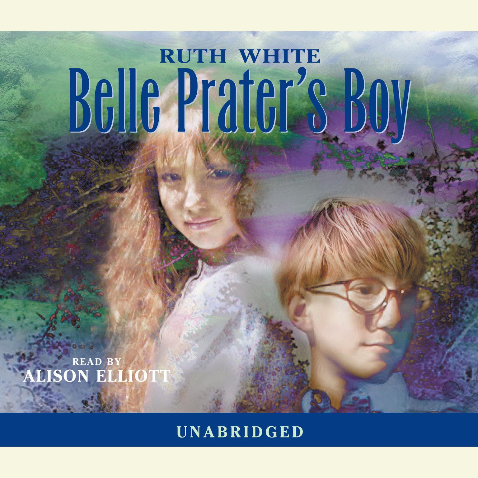 Printable Belle Prater's Boy Audiobook Cover Art