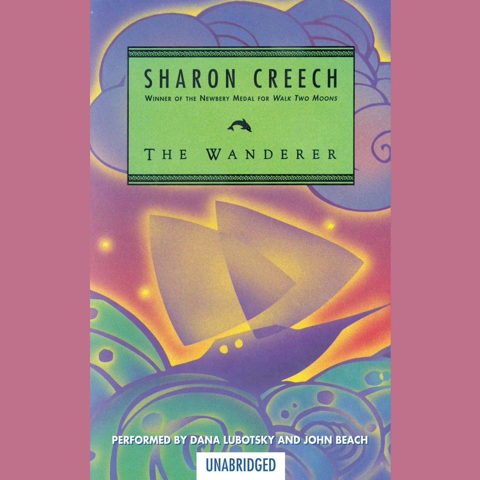 Printable The Wanderer Audiobook Cover Art