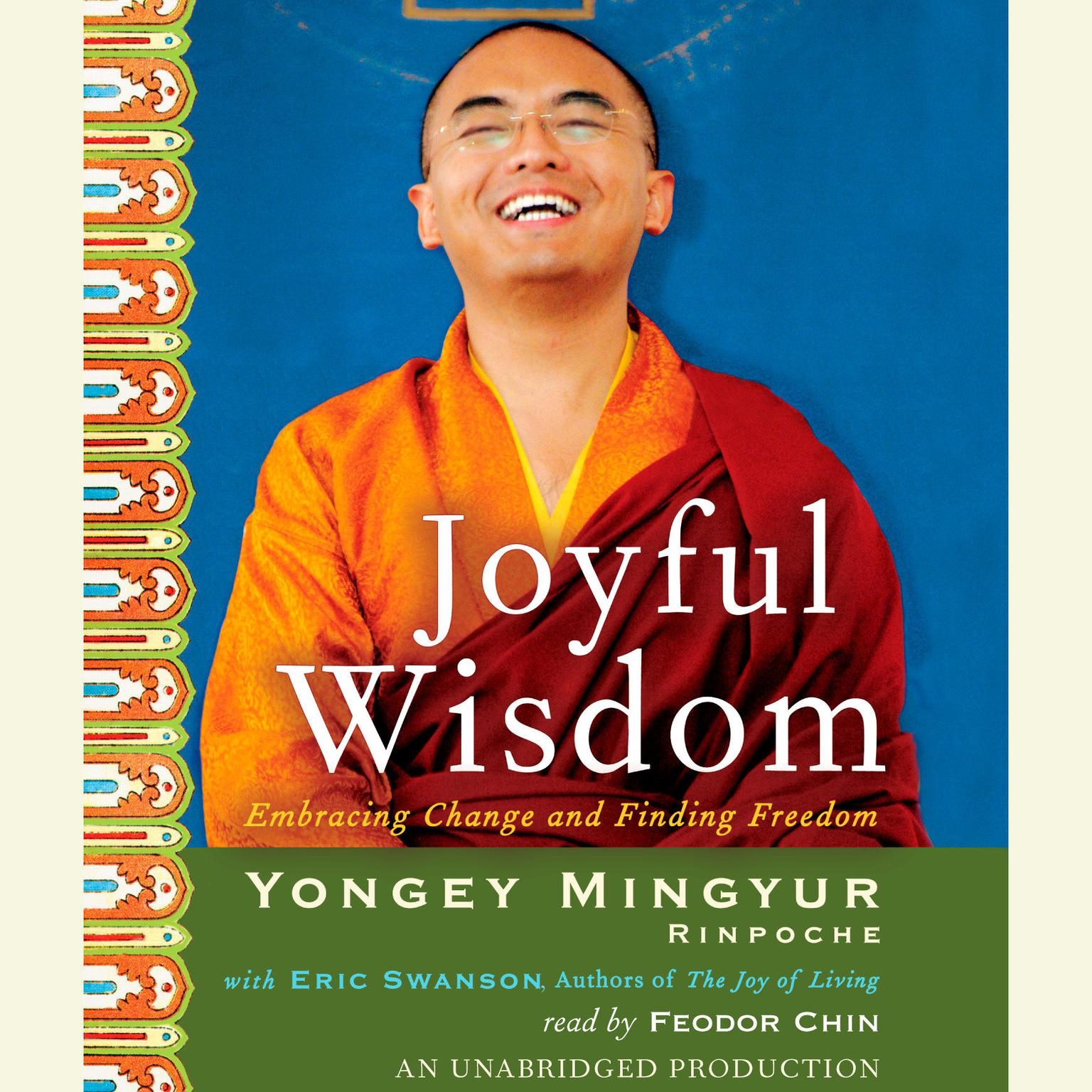 Printable Joyful Wisdom: Embracing Change and Finding Freedom Audiobook Cover Art