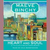 Heart and Soul Audiobook, by Maeve Binchy