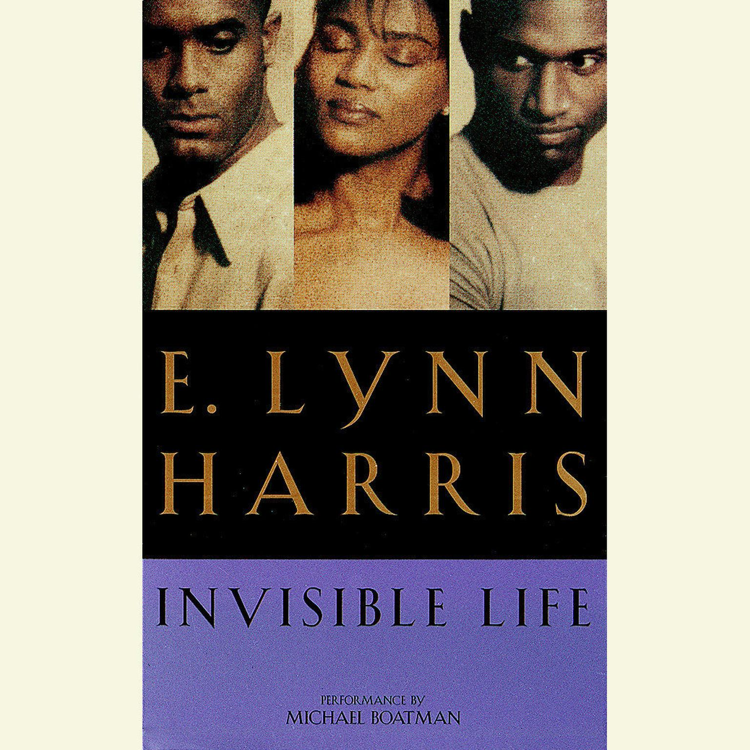 Printable Invisible Life: A Novel Audiobook Cover Art