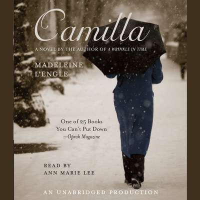 Camilla Audiobook, by Madeleine L'Engle