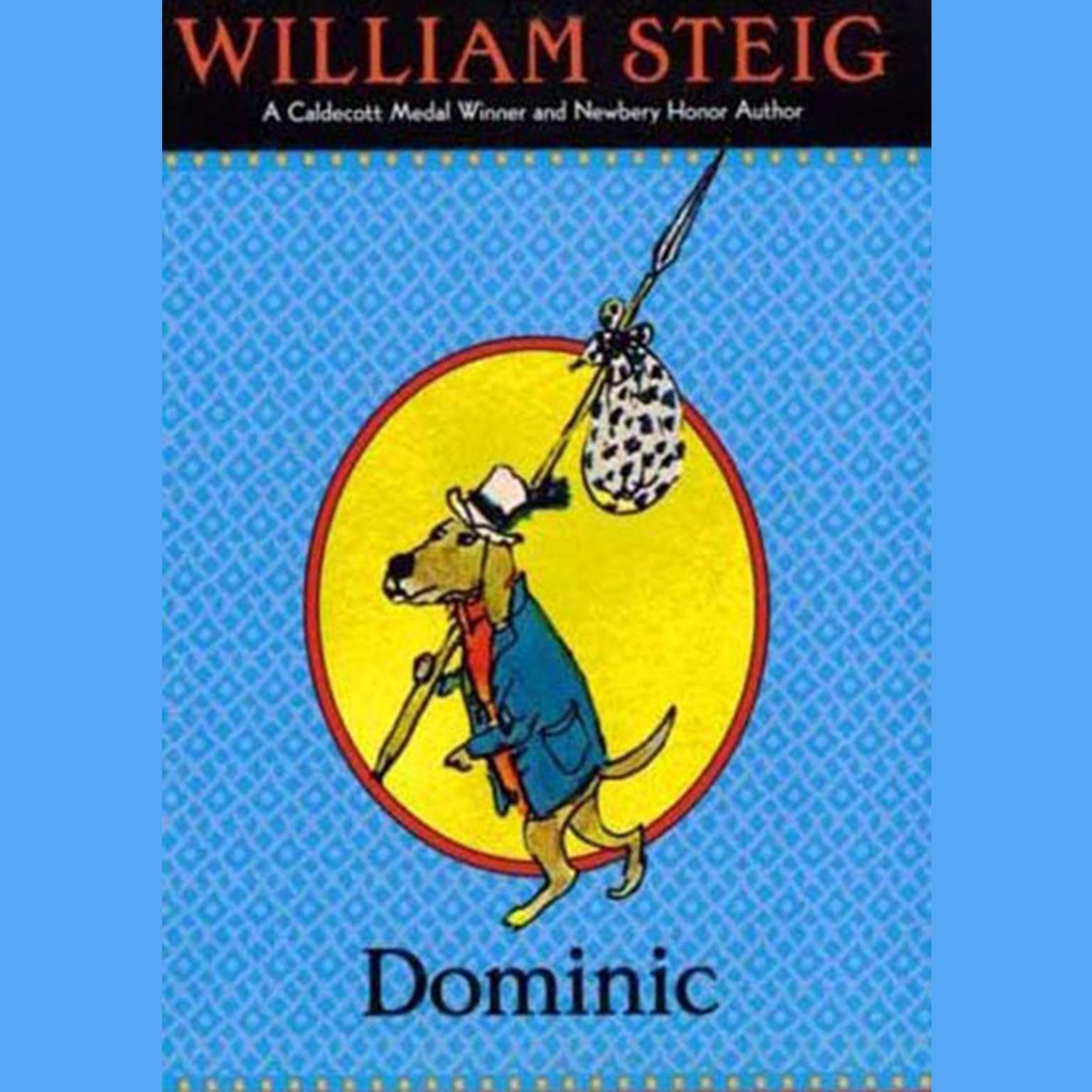 Dominic Audiobook, by William Steig