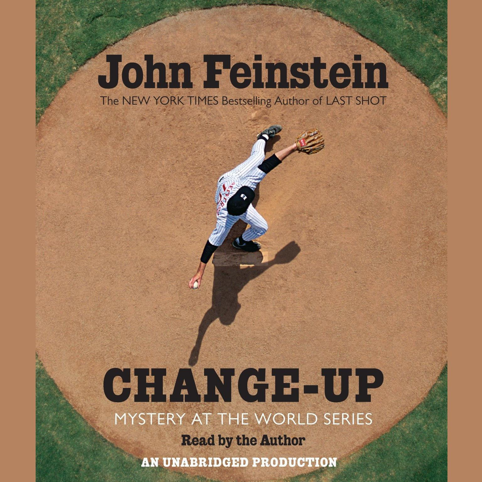 Printable Change-Up: Mystery at the World Series: Mystery at the World Series Audiobook Cover Art