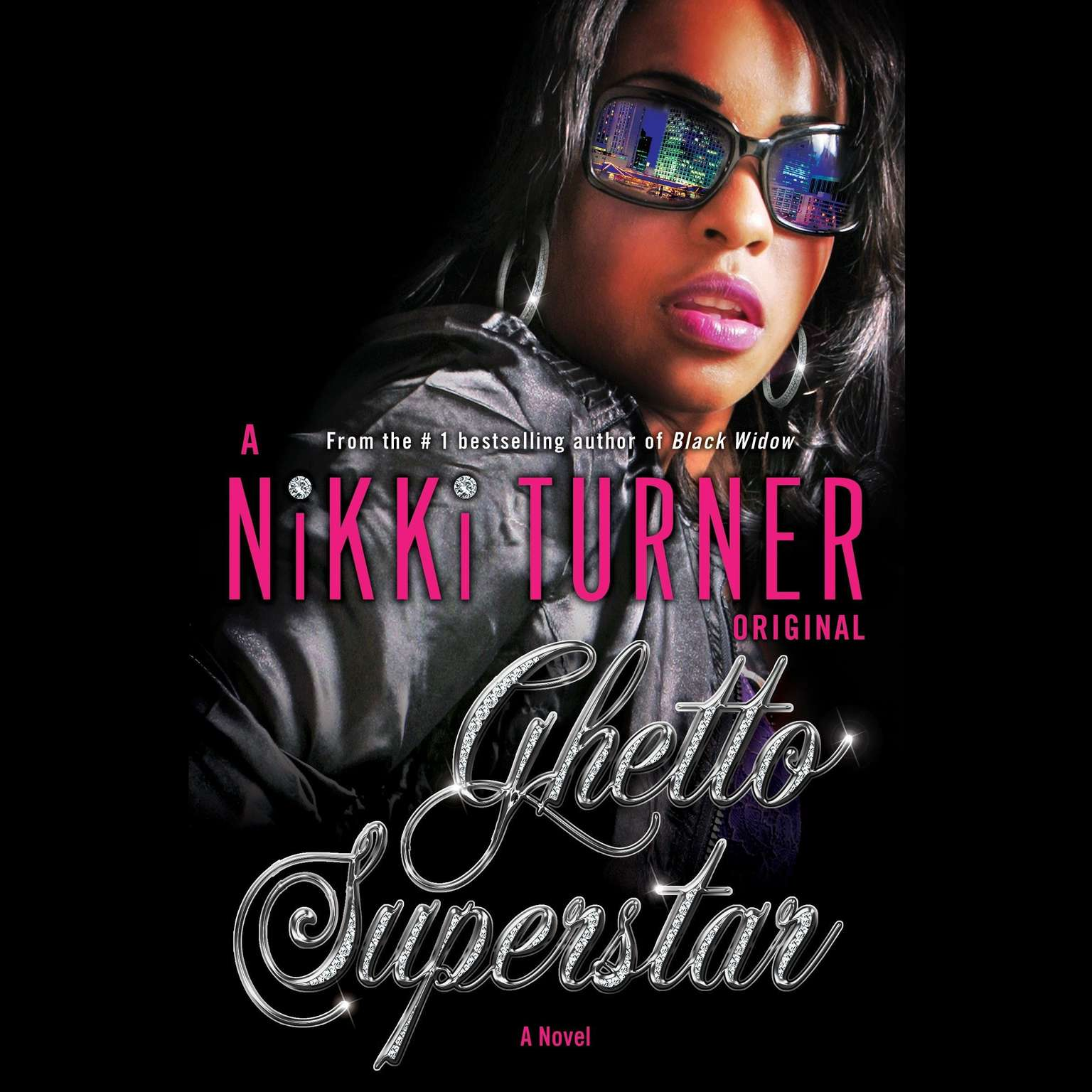 Printable Ghetto Superstar: A Novel Audiobook Cover Art