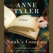 Noahs Compass: A Novel Audiobook, by Anne Tyler