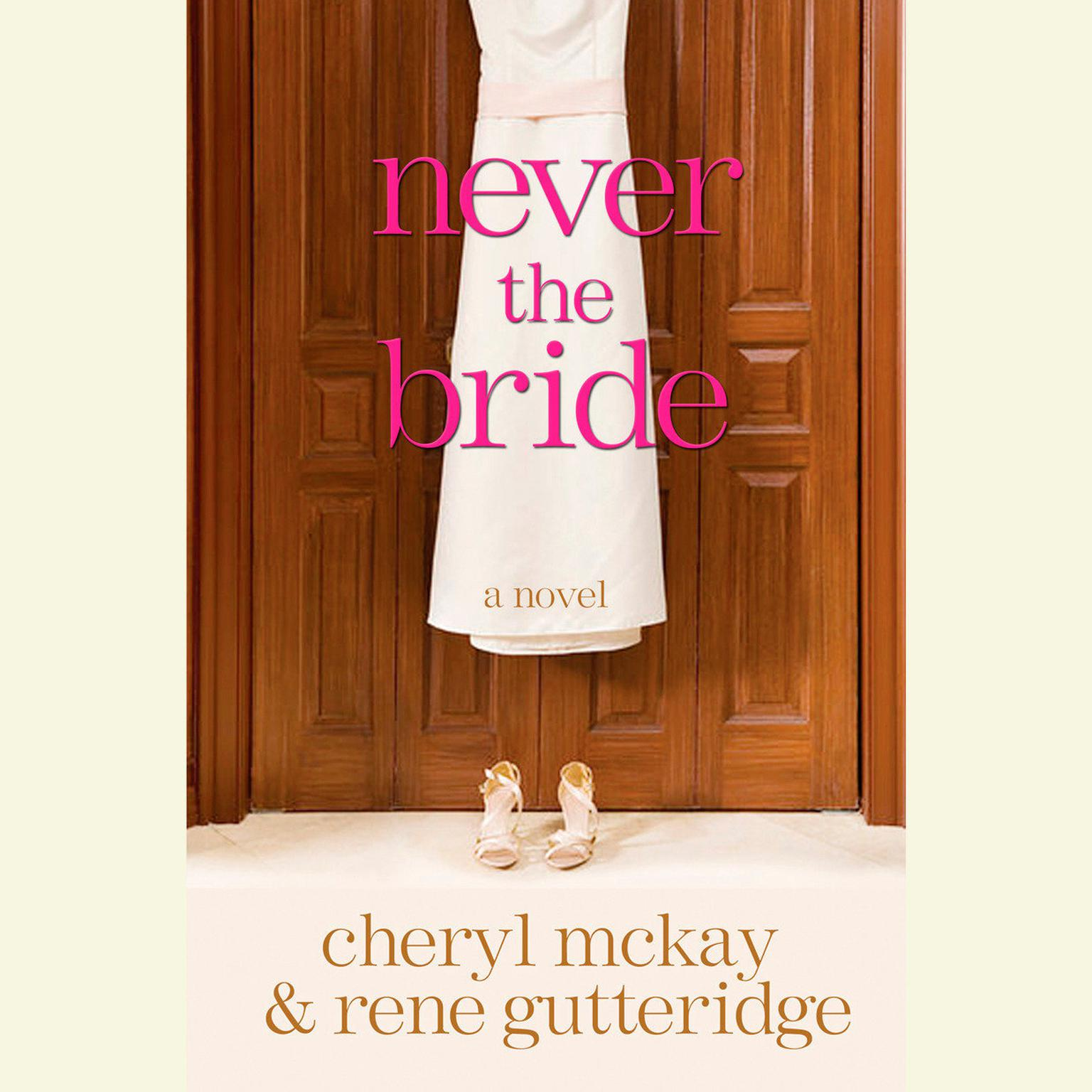 Printable Never the Bride Audiobook Cover Art