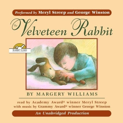 Printable The Velveteen Rabbit Audiobook Cover Art
