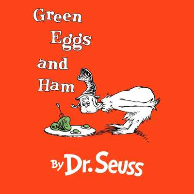 Green Eggs and Ham Audiobook, by Seuss
