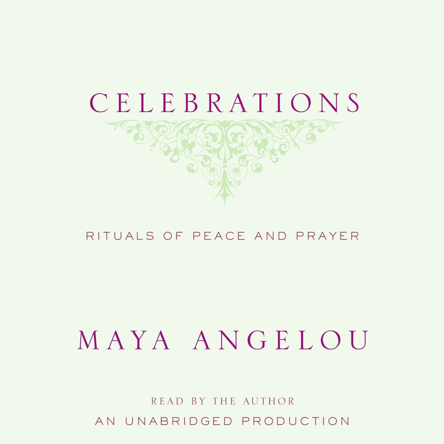 Printable Celebrations: Rituals of Peace and Prayer Audiobook Cover Art