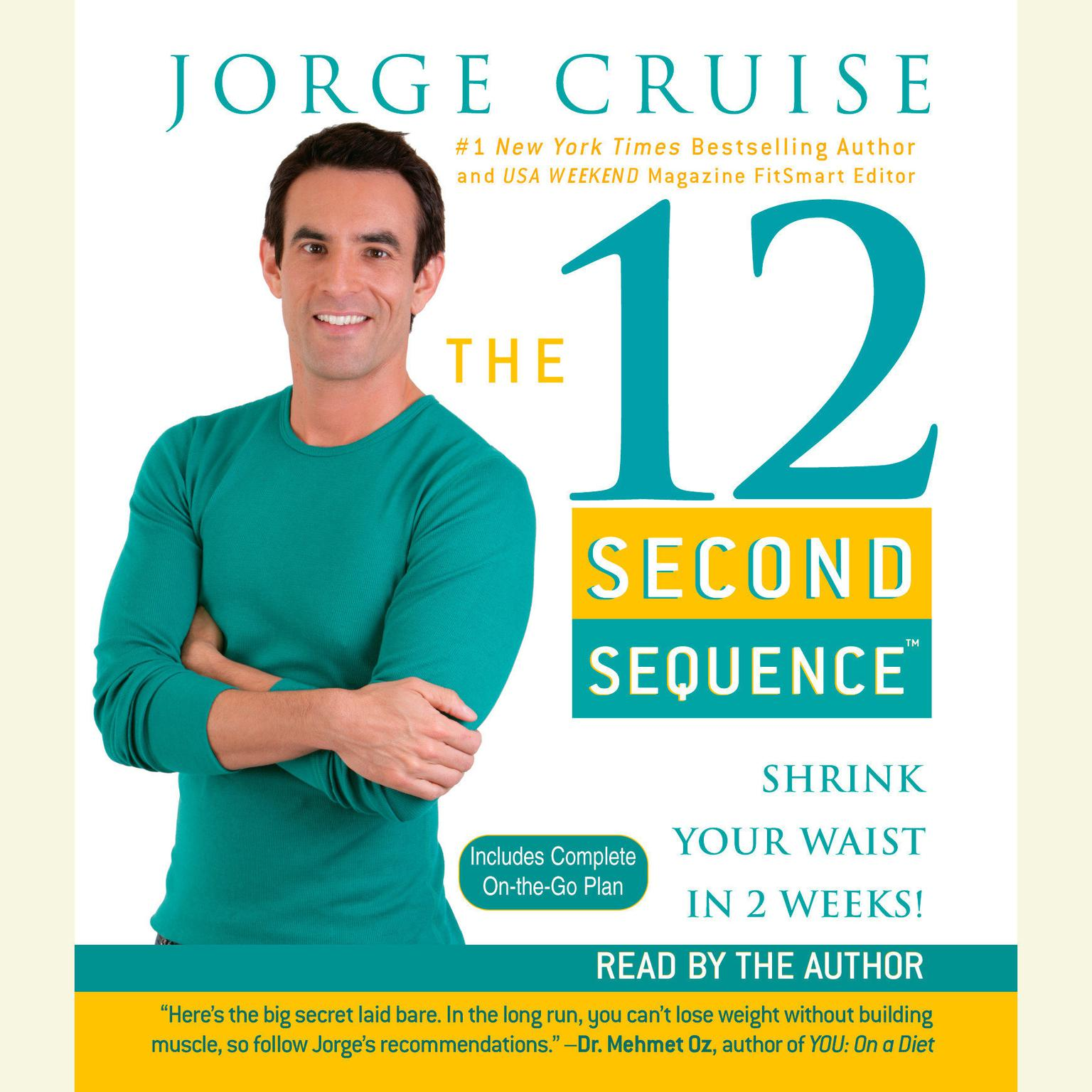 Printable The 12 Second Sequence: Shrink Your Waist in 2 Weeks Audiobook Cover Art