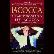 Iacocca Audiobook, by Lee Iacocca, William Novak