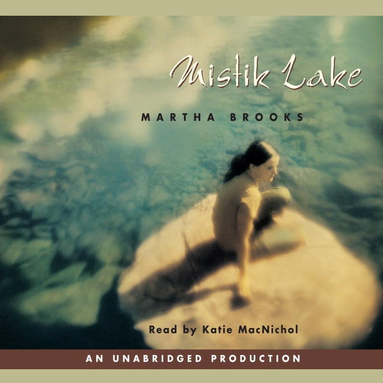 Printable Mistik Lake Audiobook Cover Art