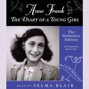 Anne Frank: The Diary of a Young Girl Audiobook, by Anne Frank