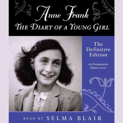 Anne Frank: The Diary of a Young Girl: The Definitive Edition Audiobook, by Anne Frank