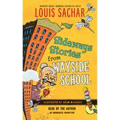 Sideways Stories from Wayside School Audiobook, by Louis Sachar