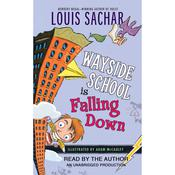Wayside School is Falling Down Audiobook, by Louis Sachar