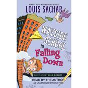 Wayside School is Falling Down Audiobook, by Louis Sachar