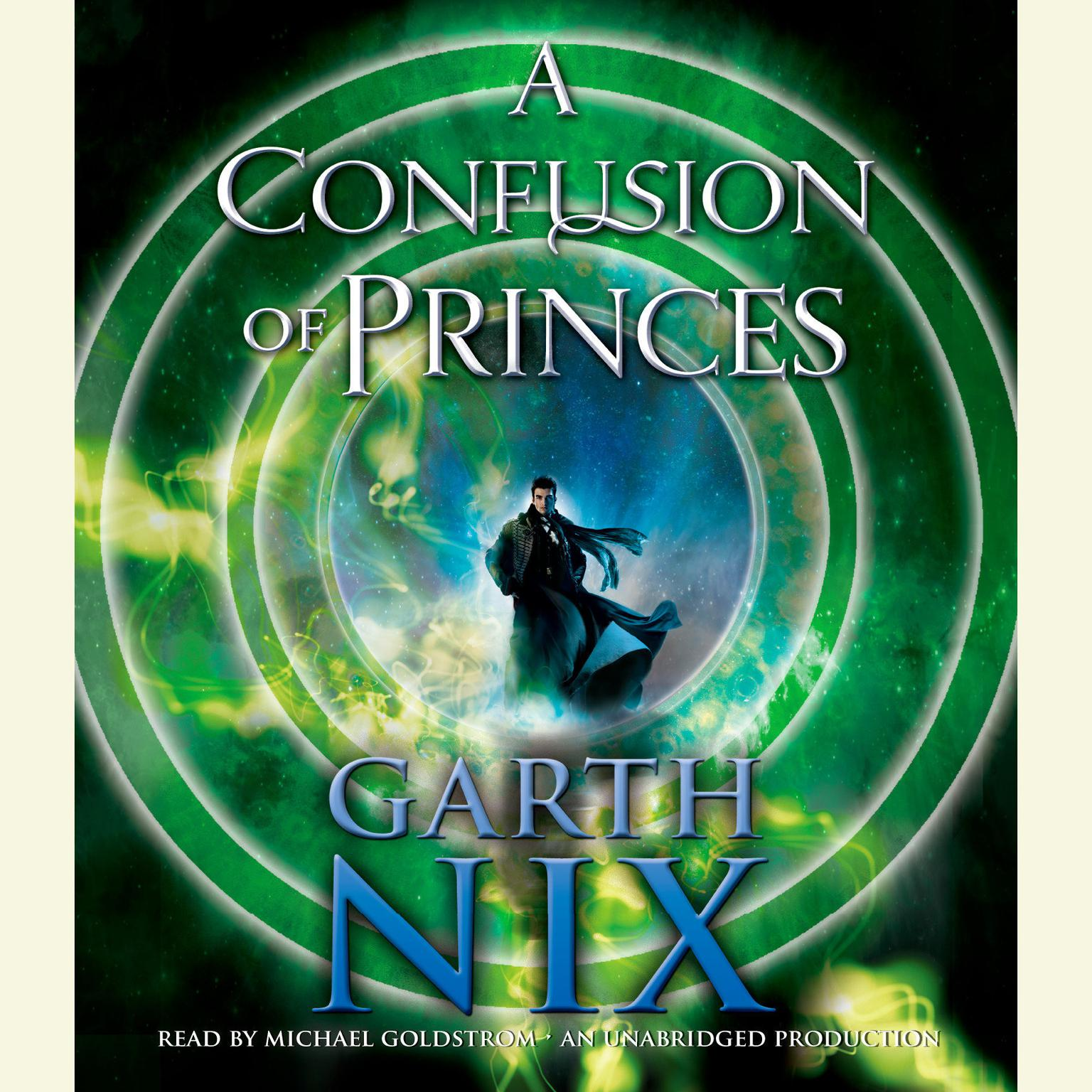 Printable A Confusion of Princes Audiobook Cover Art