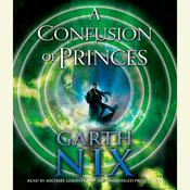 A Confusion of Princes, by Garth Nix