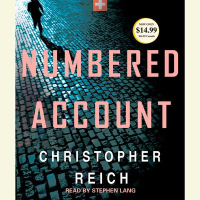 Numbered Account Audiobook, by Christopher Reich