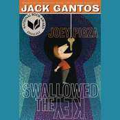 Joey Pigza Swallowed the Key, by Jack Gantos