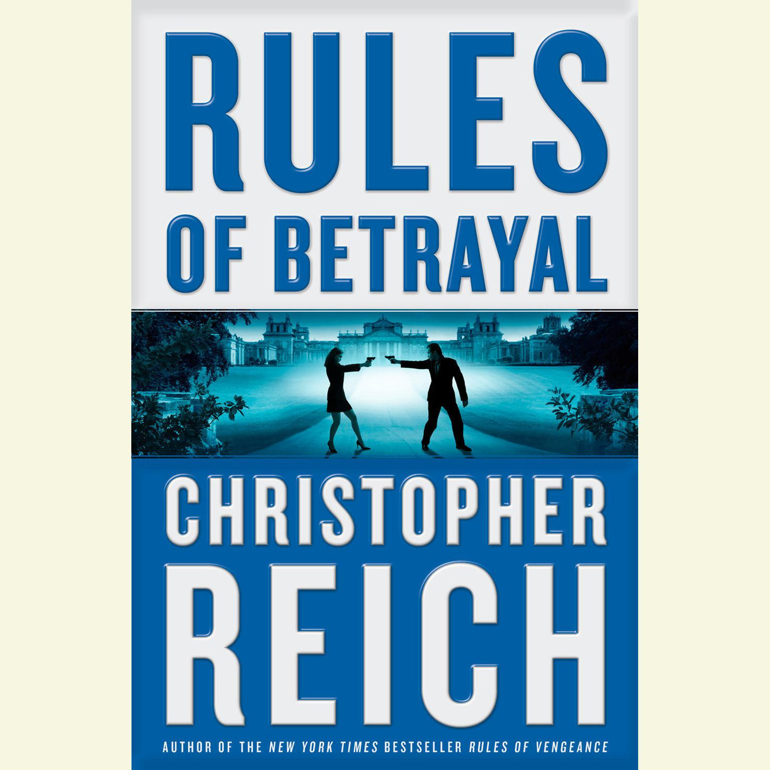 Printable Rules of Betrayal Audiobook Cover Art