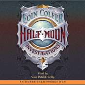 Half-Moon Investigations Audiobook, by Eoin Colfer