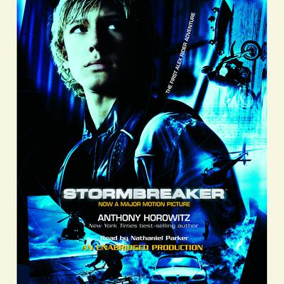 Stormbreaker Audiobook, by Anthony Horowitz