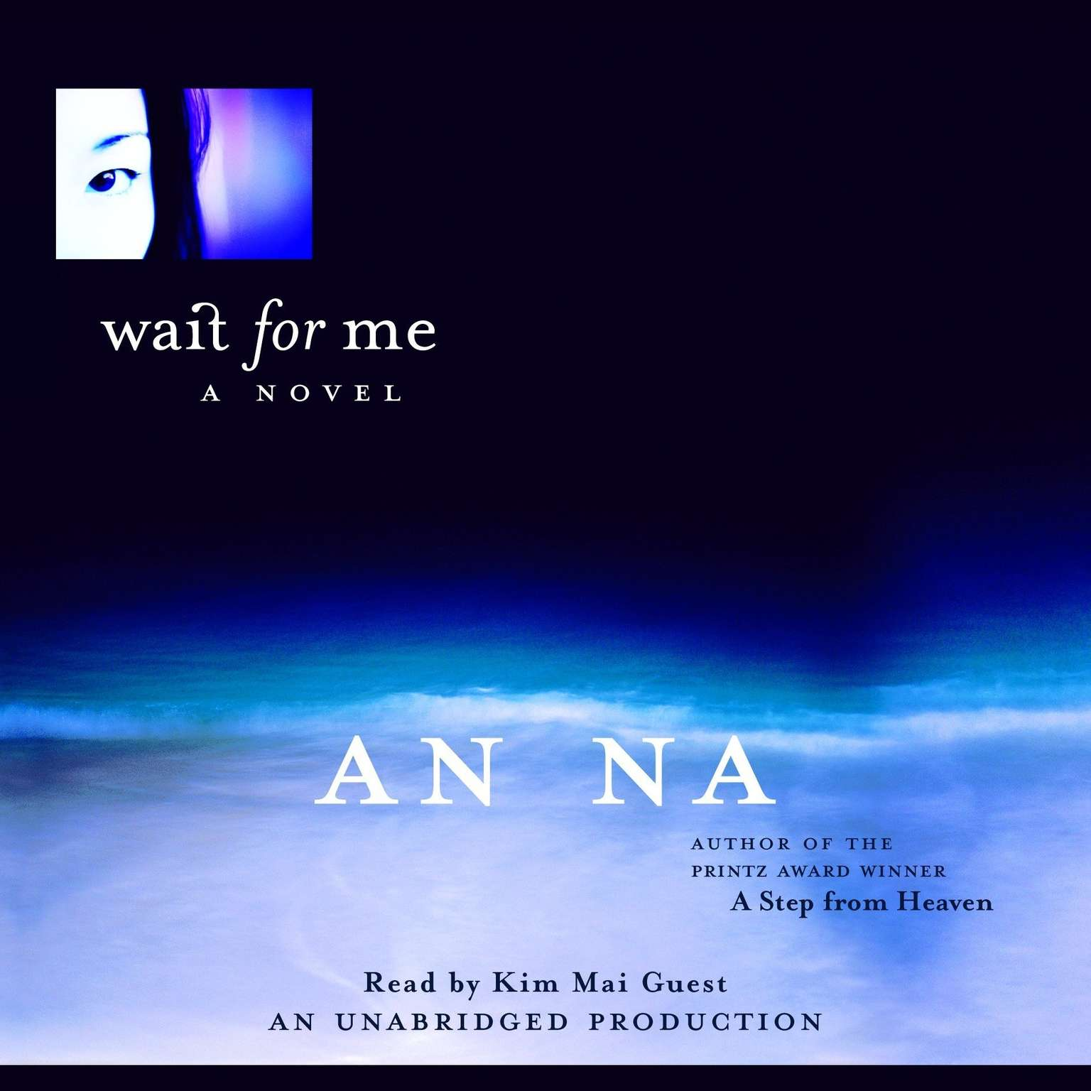 Printable Wait for Me Audiobook Cover Art