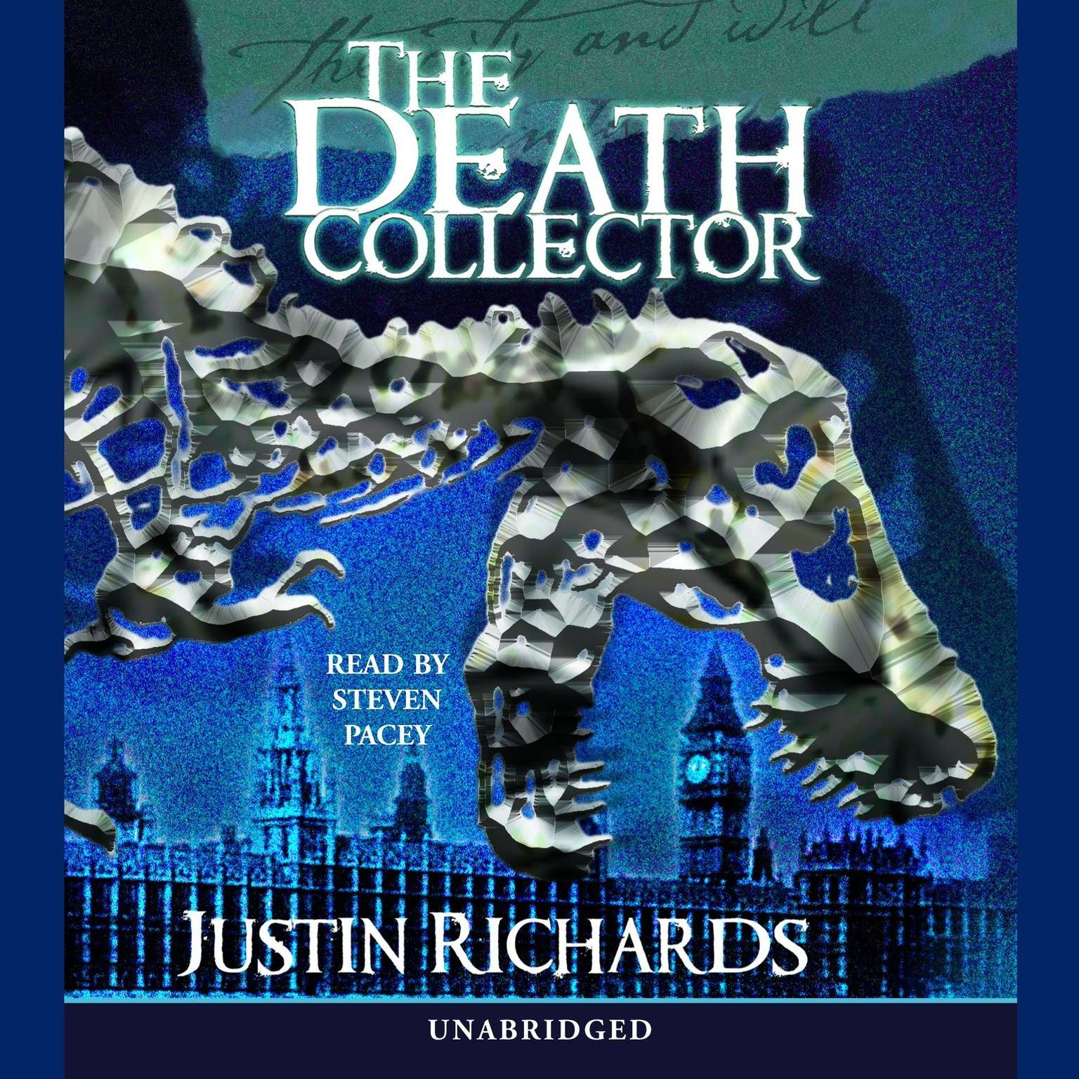 Printable The Death Collector Audiobook Cover Art