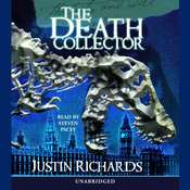 The Death Collector Audiobook, by Justin Richards