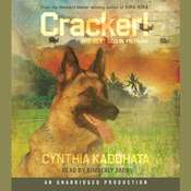 Cracker!: The Best Dog in Vietnam Audiobook, by Cynthia Kadohata