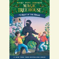 Night of the Ninjas Audiobook, by Mary Pope Osborne