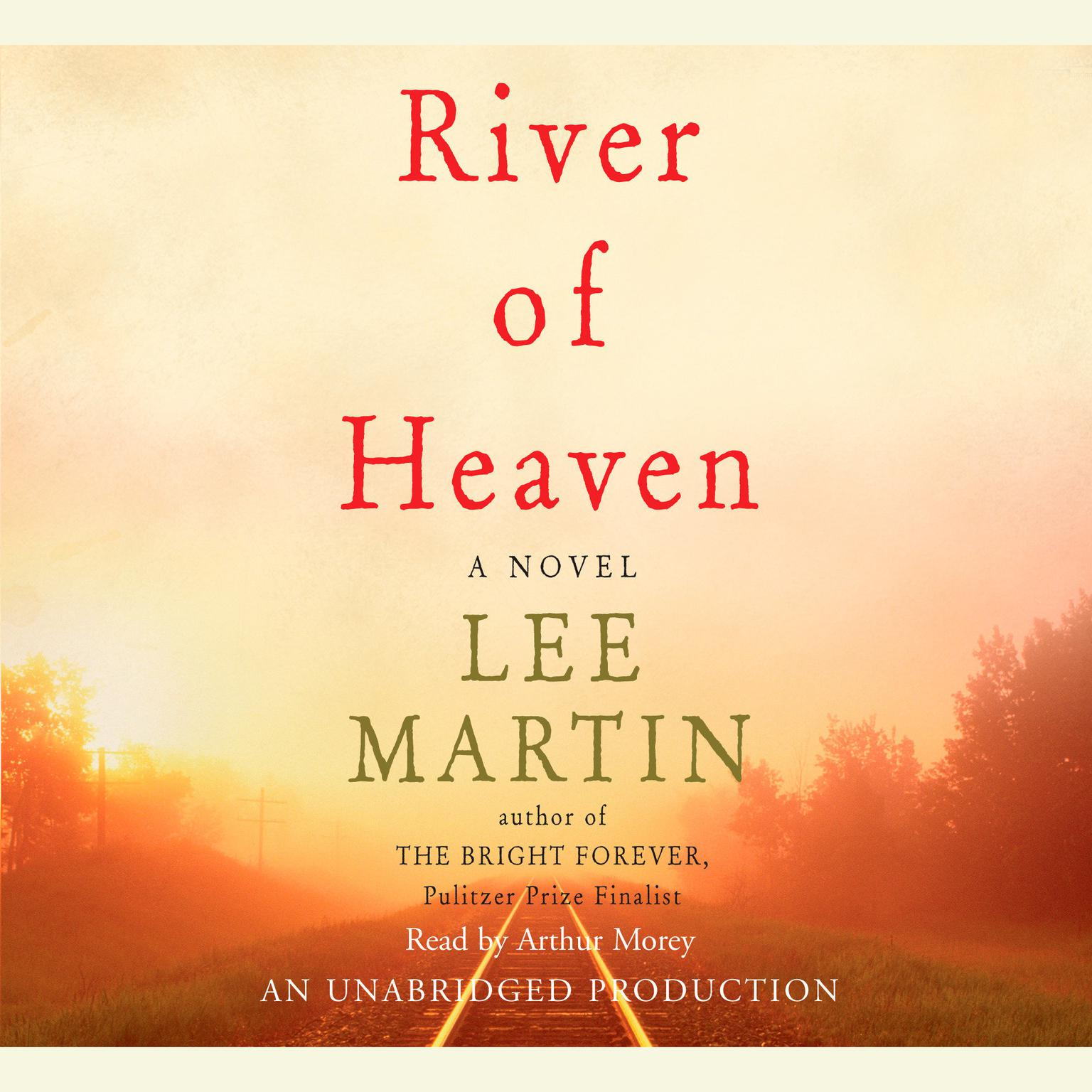 Printable River of Heaven: A Novel Audiobook Cover Art