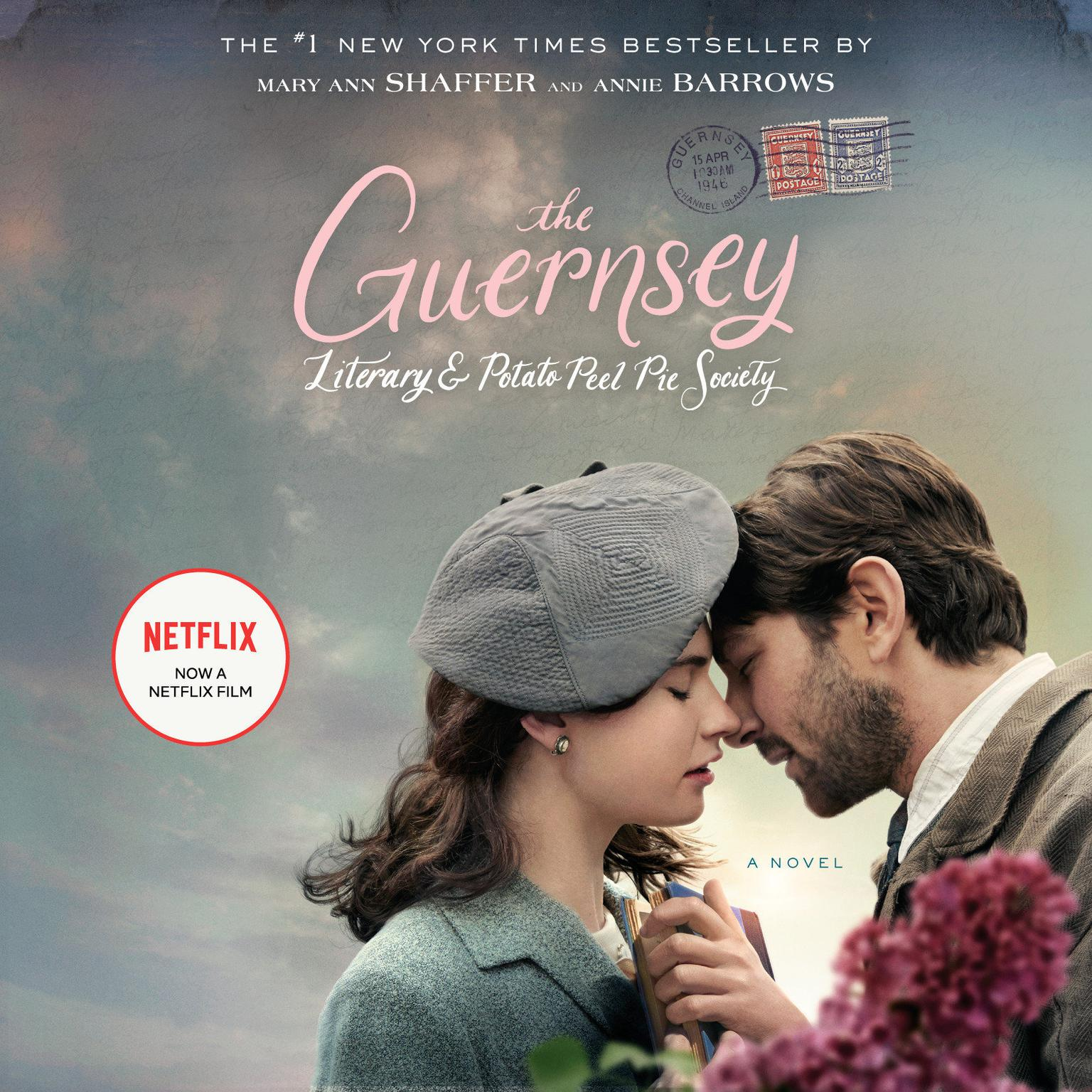 Printable The Guernsey Literary and Potato Peel Pie Society: A Novel Audiobook Cover Art