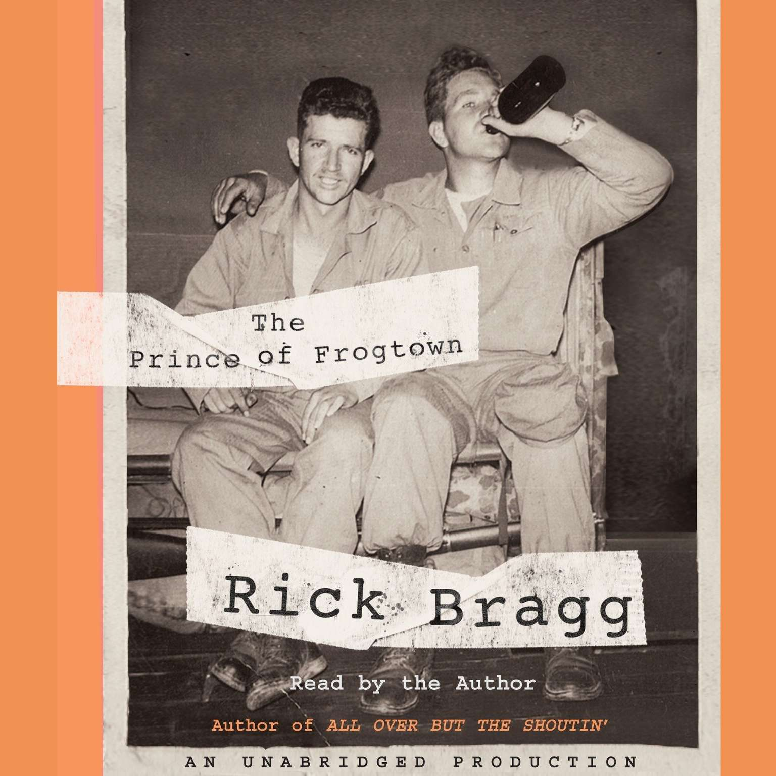 Printable The Prince of Frogtown Audiobook Cover Art