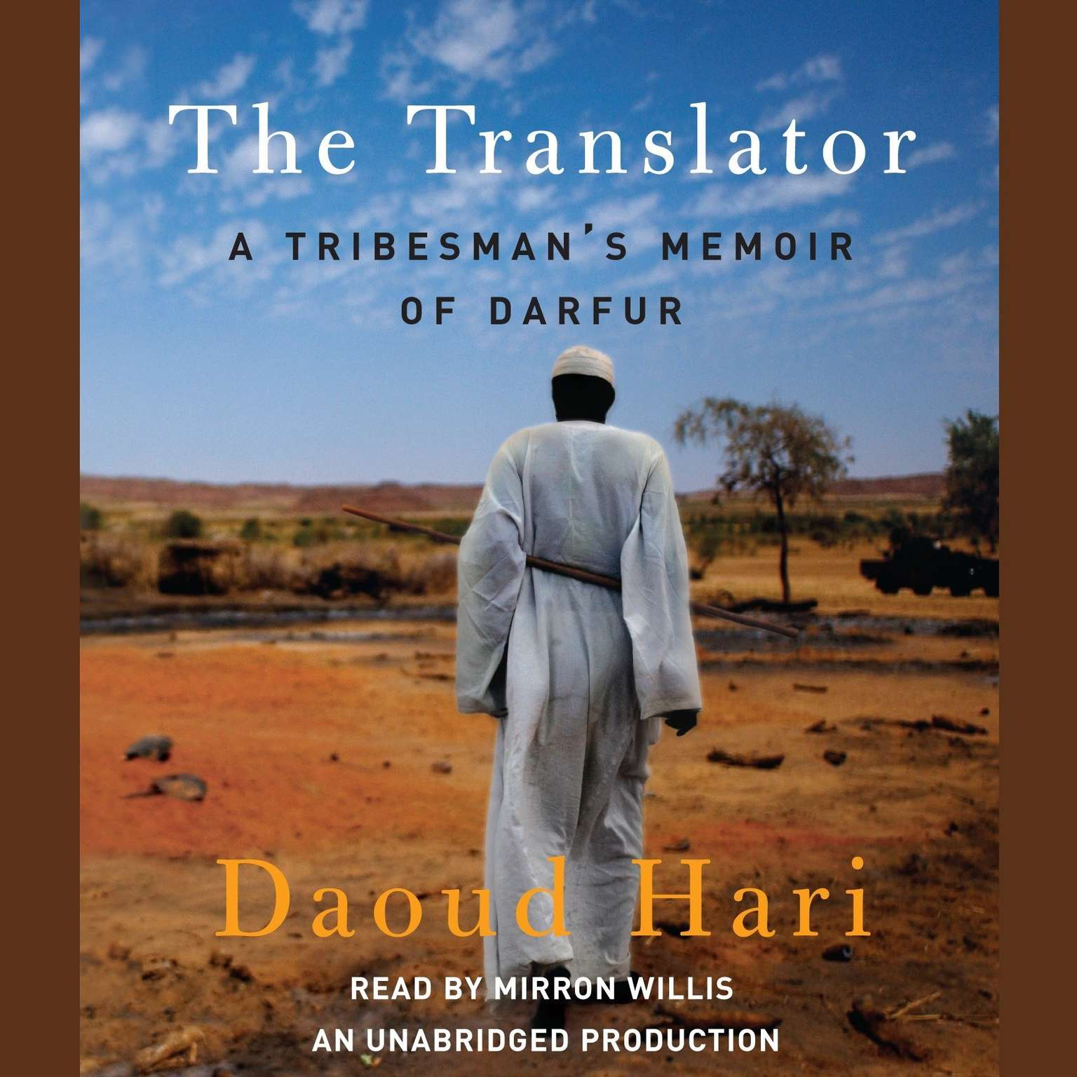 Printable The Translator: A Memoir Audiobook Cover Art