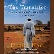 The Translator: A Memoir Audiobook, by Daoud Hari