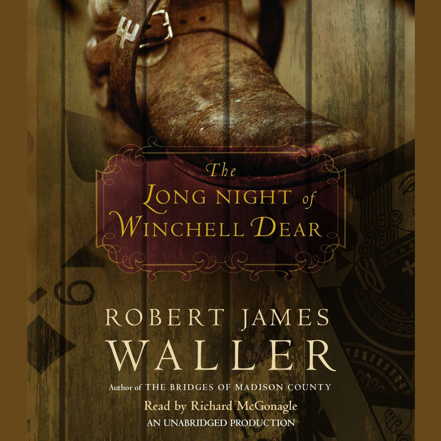 Printable The Long Night of Winchell Dear Audiobook Cover Art
