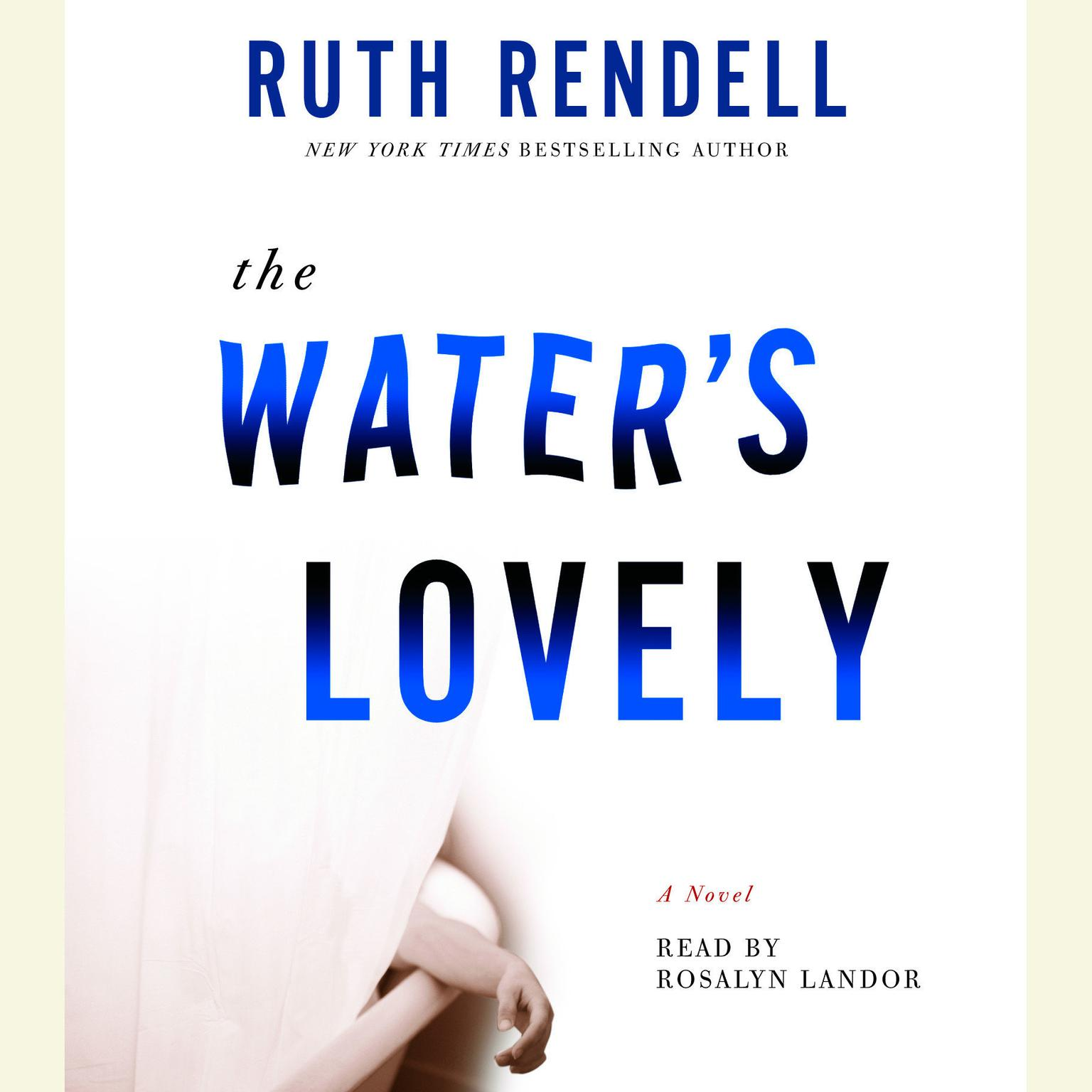 Printable The Water's Lovely Audiobook Cover Art
