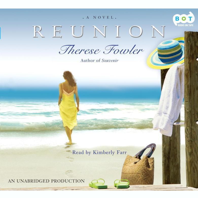 Printable Reunion: A Novel Audiobook Cover Art
