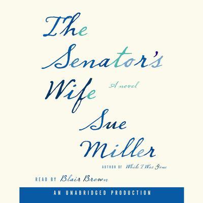 The Senators Wife Audiobook, by Sue Miller