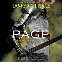 Page: Book 2 of the Protector of the Small Quartet Audiobook, by Tamora Pierce